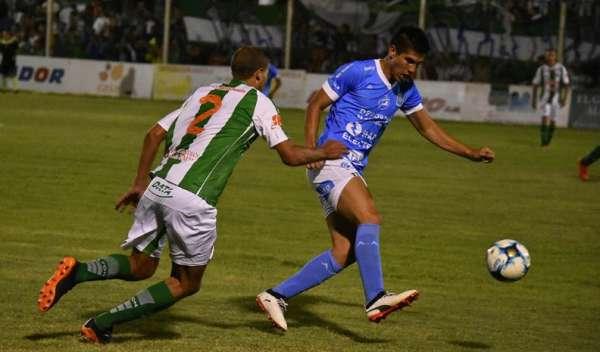Ascenso del Interior · Sp. Desamparados (SJ) 0 - 1 Estudiantes (Río ...