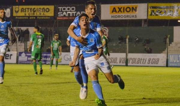 Ascenso del Interior · Sp. Belgrano (S.Franc.) 0 - 1 Estudiantes ...